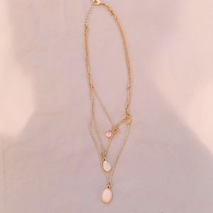 layered necklace ✰